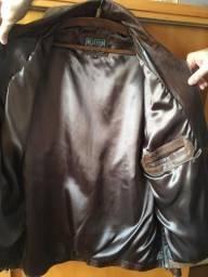 Título do anúncio: Casaco de couro legítimo argentino