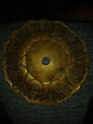 Peça antiga de bronze