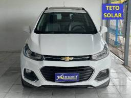 Título do anúncio: GM Chevrolet Tracker LTZ 1.4T flex 2017, c/ teto solar
