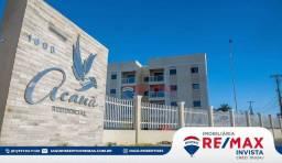 Apartamento com 2 dormitórios para alugar, 68 m² por R$ 1.150/ano - Universitário - Caruar