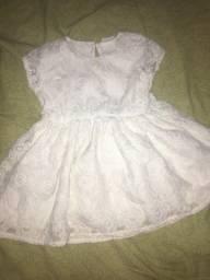 Título do anúncio: Vestido de menina