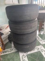 Título do anúncio: Vende se jogo de aro com pneu 17 da bmw