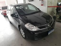 Título do anúncio: Nissan Tiida 1.8 S 16V GNV/FLEX 4P