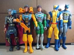 Título do anúncio: Bonecos super heróis