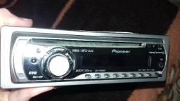 Rádio mp3 cd e rádio fm