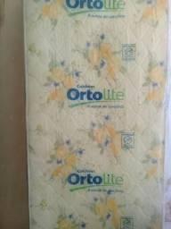 Colchão de solteiro ortolite