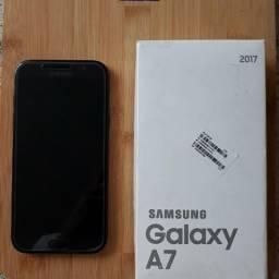Vendo - Samsung Galaxy A7 2017