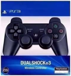 Controle Ps3 Sem Fio Ps3 Dualshock Playstation 3