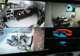 Cameras CFTV acesso por smartfone
