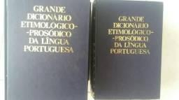 Dicionário etimológico prosódico da língua portuguesa