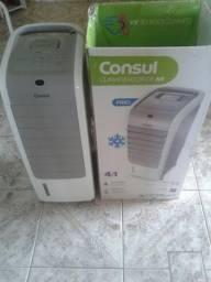 Climatizador novo na caixa consul