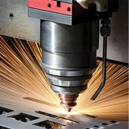 CNC Router à laser - Gravação e corte MDF e acrílico