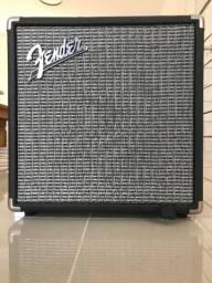 Amplificador Fender Rumble 15 (para Baixo)