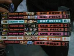 Mangás One piece