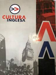 Vendo Livro de Inglês -Cultura Inglesa
