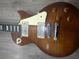 Guitarra Epiphone Les Paul Standard Plus-Top