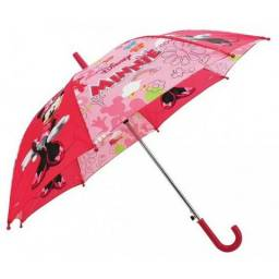 Sombrinha Guarda Chuva Infantil Minnie Disney Bslq27