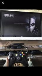 Xbox 360 com kinect ( desbloqueado )