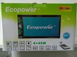 Multimidia Universal Com Gps e Camera de Ré