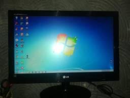 Monitor 21,5 led lg e2240s