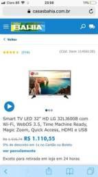 Smart tv Lg 30 LEIA A DESCRIÇÃO