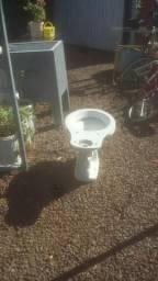 Vaso sanitário logasa para caixa acoplada Branco