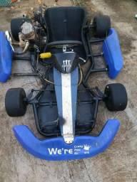 Kart motor titan 125