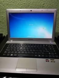 Notebook Samsung rv r15