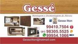 Montador De Móveis Profissional (Gesse) 999541066