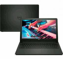 Notebook Dell I15-core I7 8gb1tb Tela 15,6 Hd