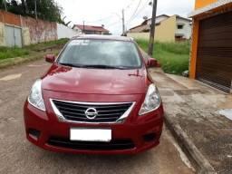 Nissan Versa SV 1.6 16V Flex Fuel 4p Mec - 2013