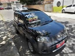 Uno Way c/GNV Financio - Troco - Aceito cartão - 2012