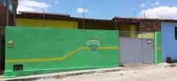 Casa com 3 dormitórios sendo 1 suite à venda, 90 m² por R$ 100.000 - Santo Antônio do Pote