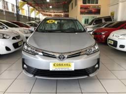 Corolla XEI 2018, automático, garantia de fábrica, único dono, revisado - 2018
