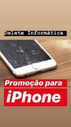 Promoção para iPhone