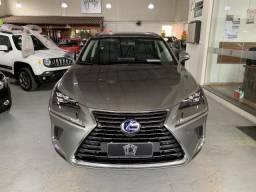 Lexus NX-300h Luxury 2.5 16V Aut. - Cinza - 2019 - 2019