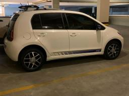 Vw up speed tsi 2017 banco couro - 2017