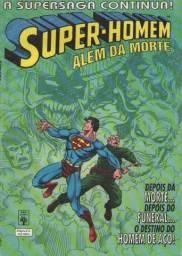 Revista em Quadrinhos - Super-Homem Além da Morte - 100pg - 1994 - -DC-Abril
