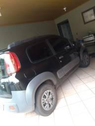Fiat uno Vivace. Completo menos direção - 2012