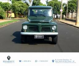 Willys Rural 6 Cilindros 4x4 1973