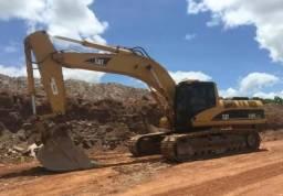 Escavadeira Caterpillar 330 c Lme