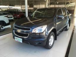 CHEVROLET  S10 2.4 LT 4X2 CD 8V FLEX 4P 2013 - 2014