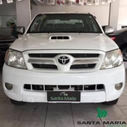 Toyota Hilux CD 4x4 3.0 2007/2008 - 2008
