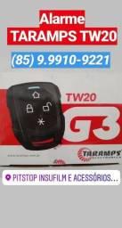 Alarme Automotivo Taramps TW20 G3 Universal Função Anti Assalto Botão Secreto Manobrista 1