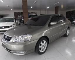 Toyota Corolla Xei 1.8 mecânico ano 2004 com 4 pneus novos e ipva pago - 2004