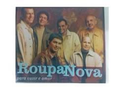 Cd Roupa Nova - Para Ouvir E Amar (box Com 4cds)