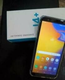 Samsung J4+ Plus 32GB Preto zerado