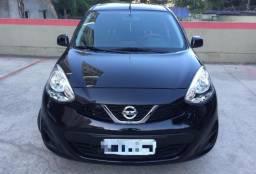 M-Nissan March 1.0 Flex Entrada de R$6.500,00 Sem burocracia