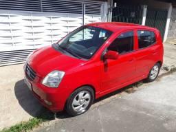 Picanto 2008, Aspecto carro novo