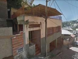 EF) JB14381 - Casa e terreno com 03 quartos na cidade de Viçosa em LEILÃO
